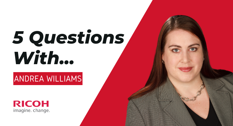 5 Questions With... Andrea Williams