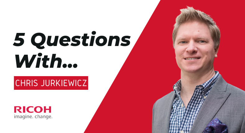 5 Questions With... Chris of Venio Systems