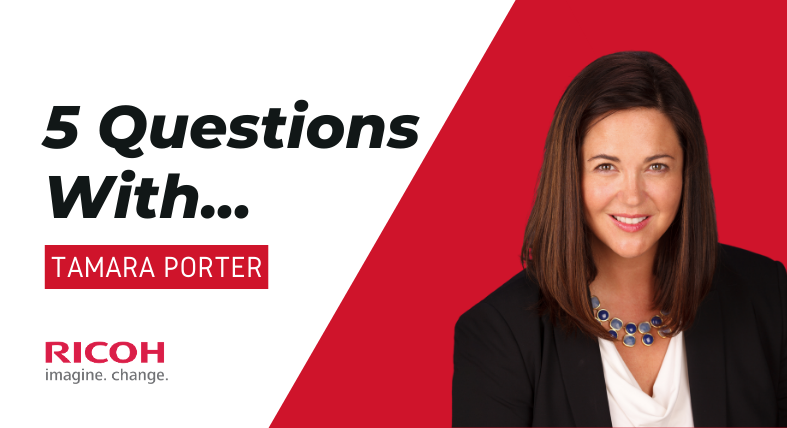 5 Questions With... Tamara Porter of ReD