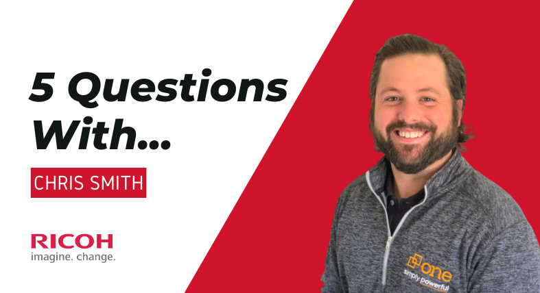 5 Questions with... Chris Smith final