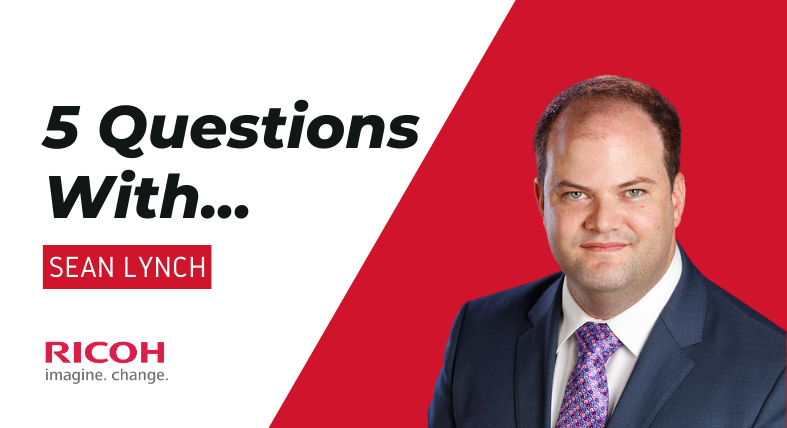 5 Questions with... Sean Lynch