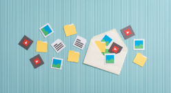 Email attachment feature image