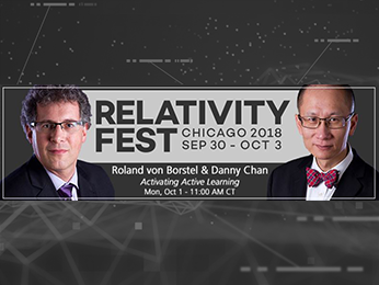 Activating Active Learning Relativity Fest 2018