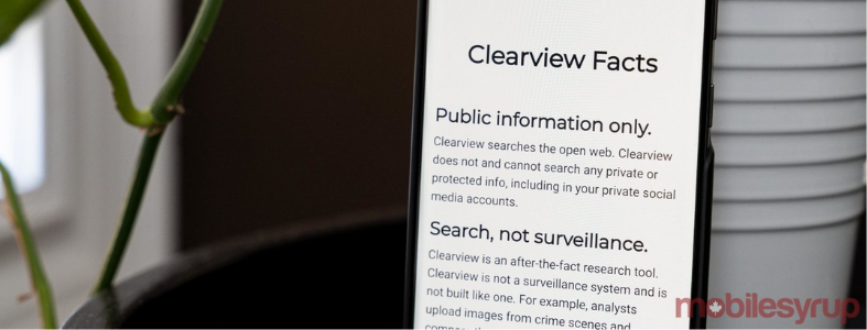 Clearview AI terms and conditions