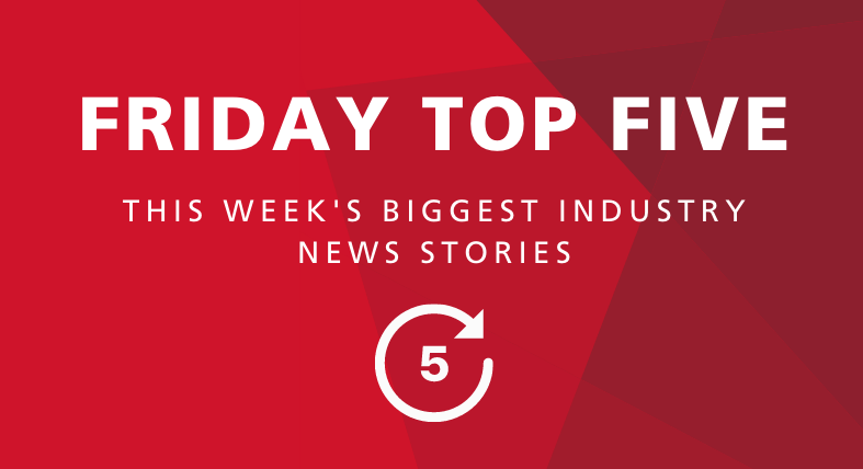 Friday Top Five (1)