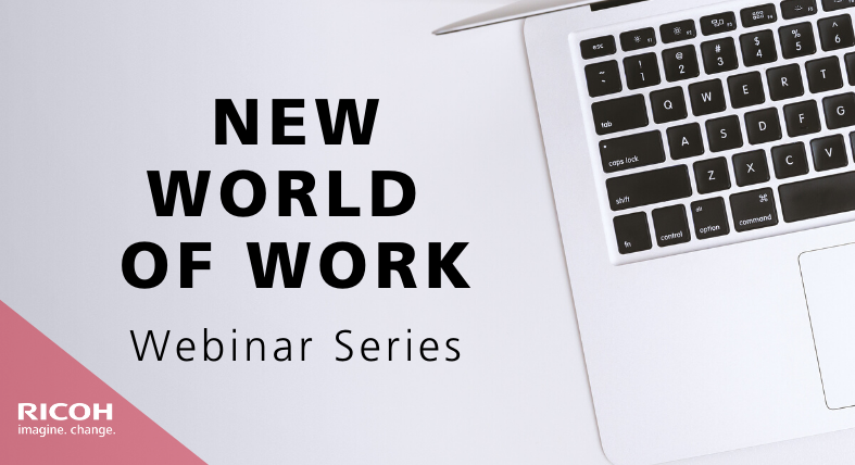 New World of Work Webinar Feature Image
