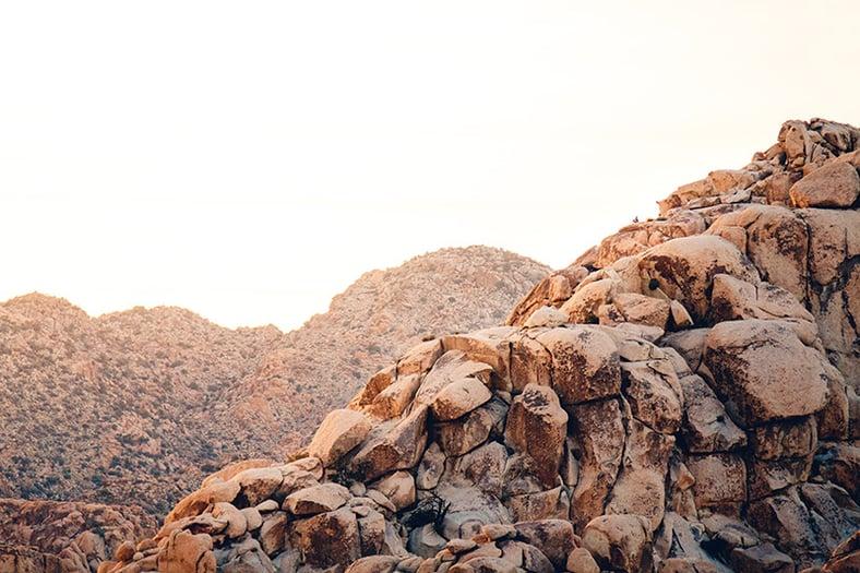 Bedrock rocks cliff landscape