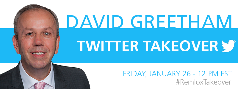 David Greetham Twitter-Takeover